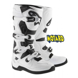 ALPINESTARS TECH 5  WHITE-BLACK