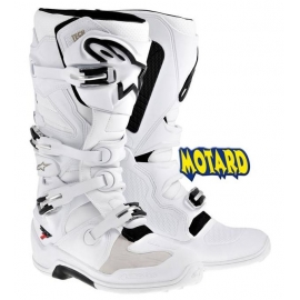 ALPINESTARS TECH 7 WHITE