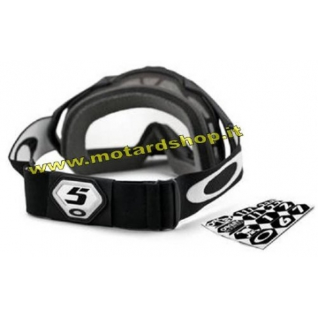 OAKLEY  NUMBER PLATE STRAP WRAP