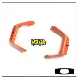 Oakley AirBrake MX Metallic Outrigger Kit arancio