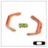 Oakley AirBrake MX Metallic Outrigger Kit Orange
