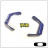 Oakley AirBrake MX Metallic Outrigger Kit Blue