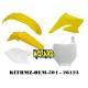 RTECH KIT PLASTICHE SUZUKI RMZ 250 2004-2006