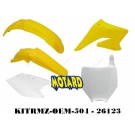 RTECH KIT PLASTICHE SUZUKI RMZ 250 2004-2006 PROMO