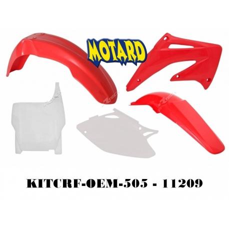 RTECH KIT PLASTICHE HONDA CRF 450 2004