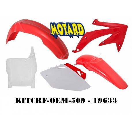 RTECH KIT PLASTICHE HONDA CRF 450 2007