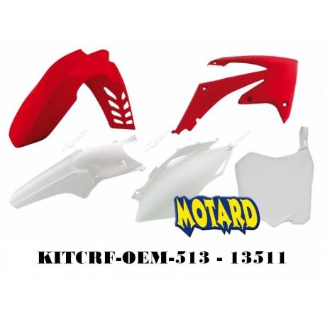 RTECH KIT PLASTICHE HONDA CRF 450 2009-2010