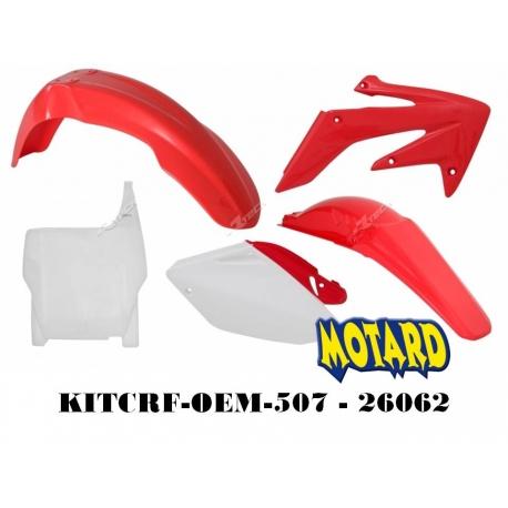 RTECH KIT PLASTICHE HONDA CRF 250 2004 2005
