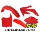 RTECH KIT PLASTICHE HONDA CRF 250 2008 2009