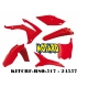 RTECH KIT PLASTICHE HONDA CRF 250 2014 2017