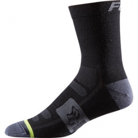 Fox Merino Wool Socks Black Calza tecnica MTB