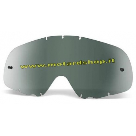OAKLEY CROWBAR LEXAN LENS dark grey