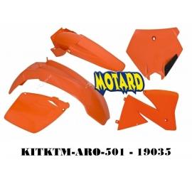 RTECH KIT PLASTICHE KTM SX/SX-F 400-520 2000