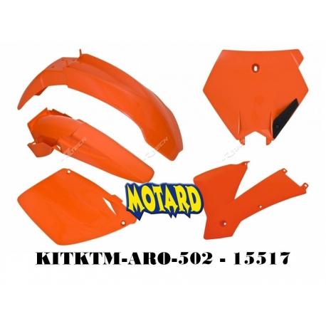 RTECH KIT PLASTICHE KTM SX 250 2001 - 2002