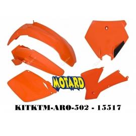 RTECH KIT PLASTICHE KTM EXC-EXC-F  2003