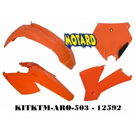 RTECH KIT PLASTICHE KTM EXC-EXC-F 2004