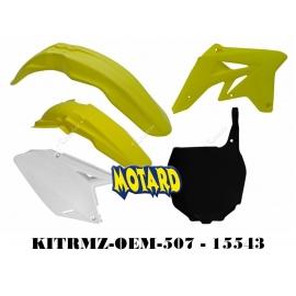 RTECH KIT PLASTICHE SUZUKI RMZ 250 2007-2009