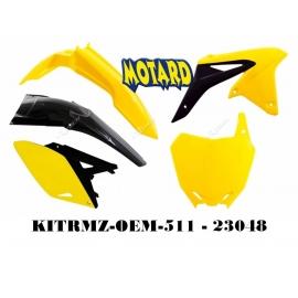 RTECH KIT PLASTICHE SUZUKI RMZ 250 2010-2016 PROMO