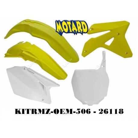 RTECH KIT PLASTICHE SUZUKI RMZ 450 2007 PROMO
