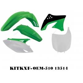 RTECH KIT PLASTICHE KAWASAKI KXF 450 2009-2011 PROMO