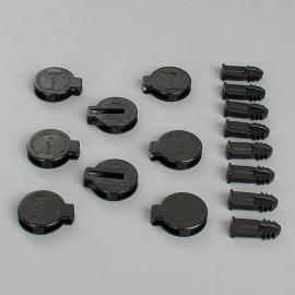 ASTERISK Laces Locks Kits II Serie