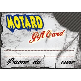 MOTARD GIFT CARD