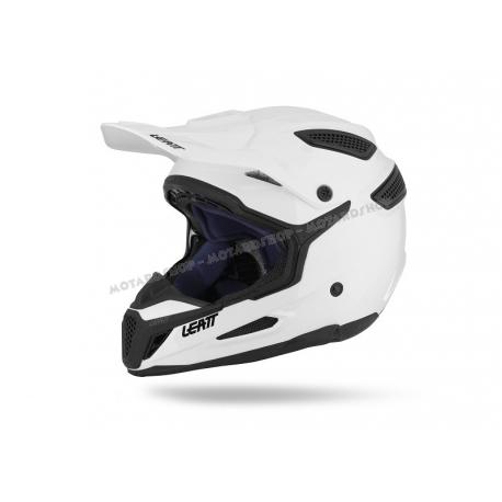 LEATT Helmet GPX 5.5 Composite White