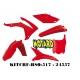RTECH KIT PLASTICHE HONDA CRF 450 2013 2016