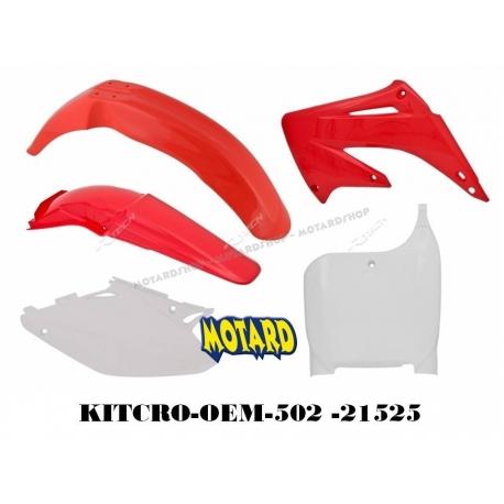 RTECH KIT PLASTICHE HONDA CR 125-250 2002-2003