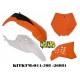 RTECH KIT PLASTICHE KTM SX 65 2009-2011