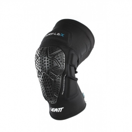 Leatt Knee Guard 3DF Airflex Pro Black MTB/DH