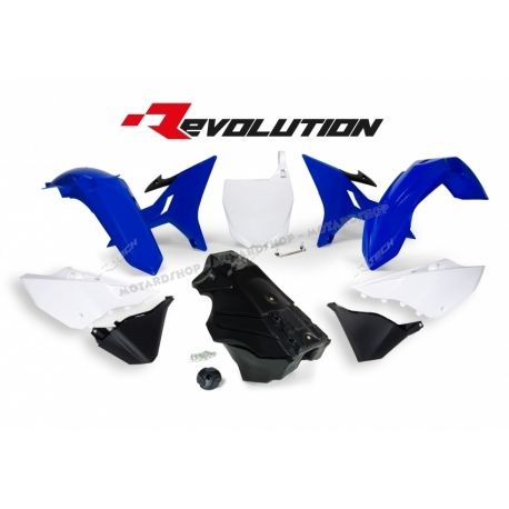 Rtech Yamaha YZ 125-250 REVOLUTION KIT dal 2002 al 2016 Blue