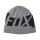 FOX Optical beanie grigio Cappello Invernale in Lana