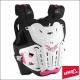 Leatt 4.5 Jacki White Pink pettorina Donna Motocross Enduro Mtb