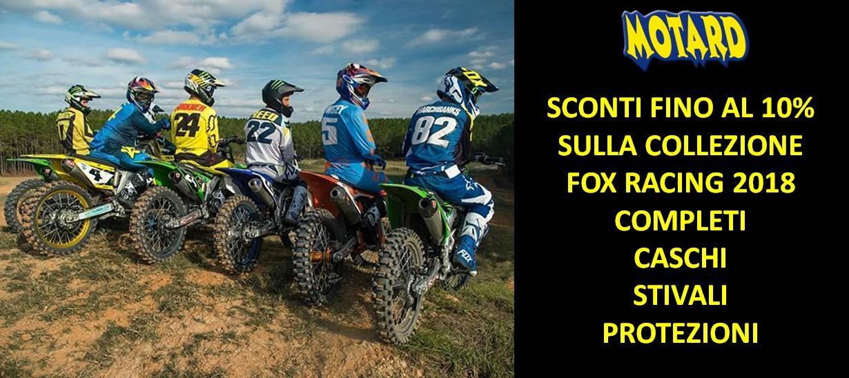 FOX SCONTO 10%